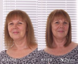 Hair extensions for thickness